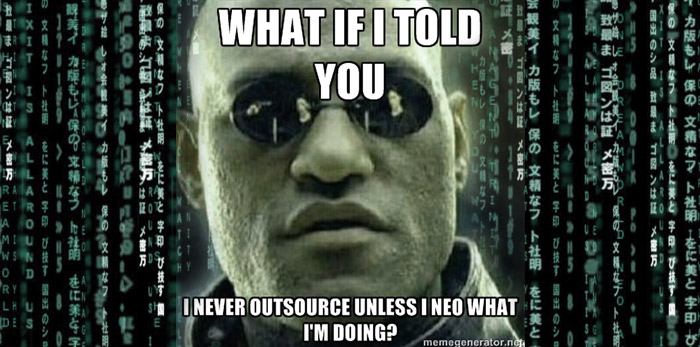 Small Businesses, Stop Outsourcing Your IT